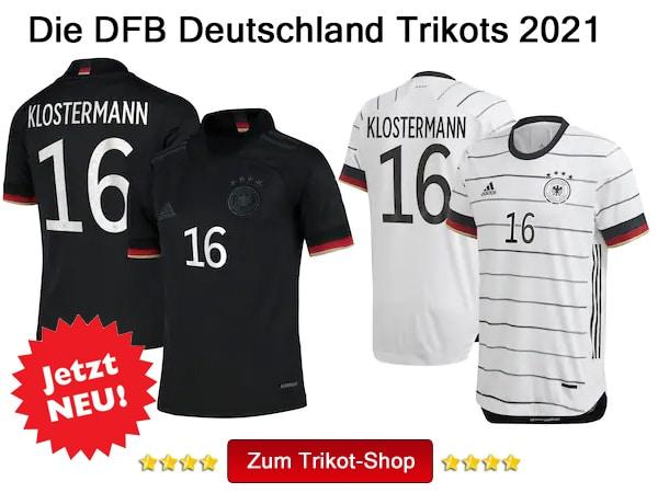 Lukas Klostermann DFB Trikot Nr. 16 kaufen!