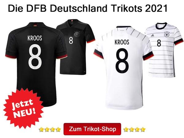 Toni Kroos DFB Trikot Nr. 8 kaufen!