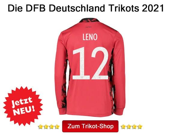 Bernd Leno DFB Trikot Nr. 12 kaufen!