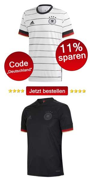 Die neuen DFB Trikots kaufen