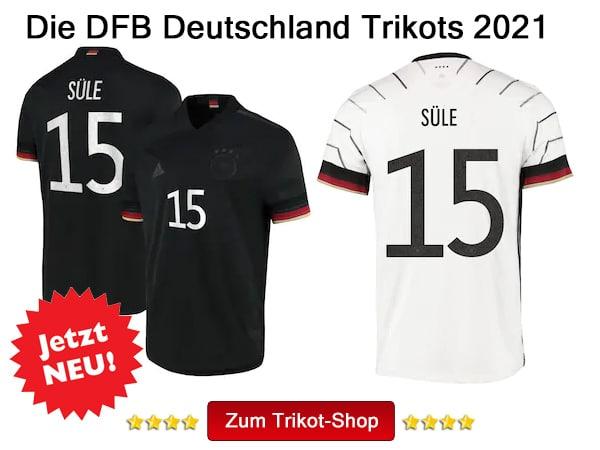 Niklas Süle DFB Trikot Nr. 15 kaufen!