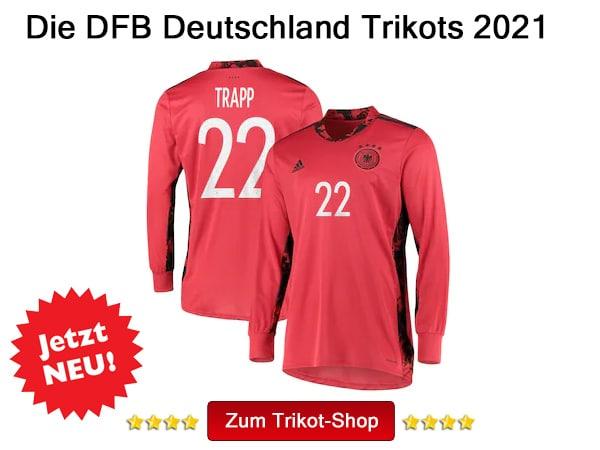 Kevin Trapp DFB Trikot Nr. 22 kaufen!