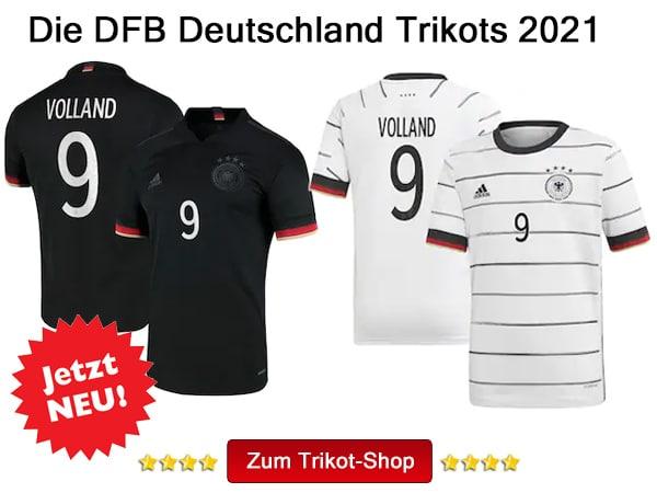 Kevin Volland DFB Trikot Nr. 9 kaufen!