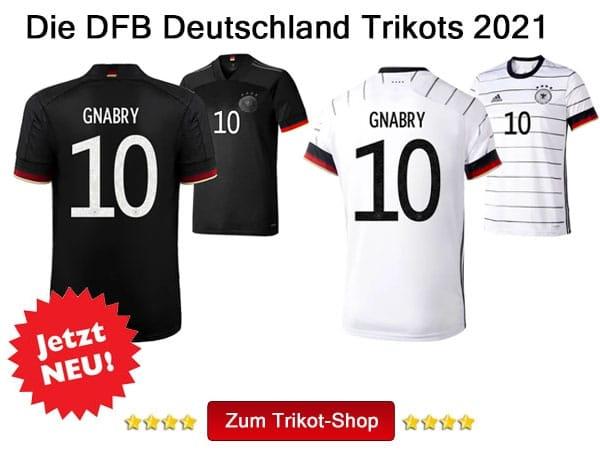 Serge Gnabry DFB Trikot Nr. 10 kaufen!