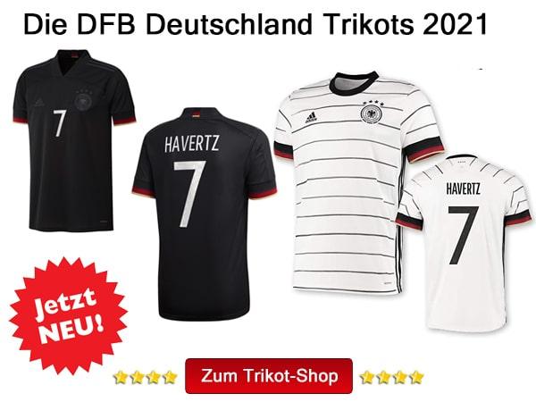 Kai Havertz DFB Trikot Nr. 7 kaufen!