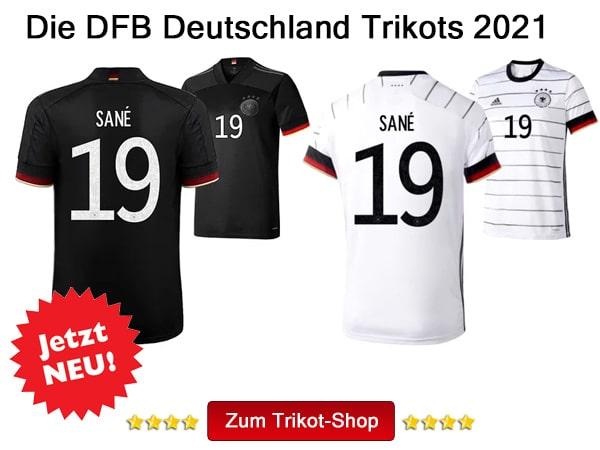 Leroy Sane DFB Trikot Nr. 19 kaufen!