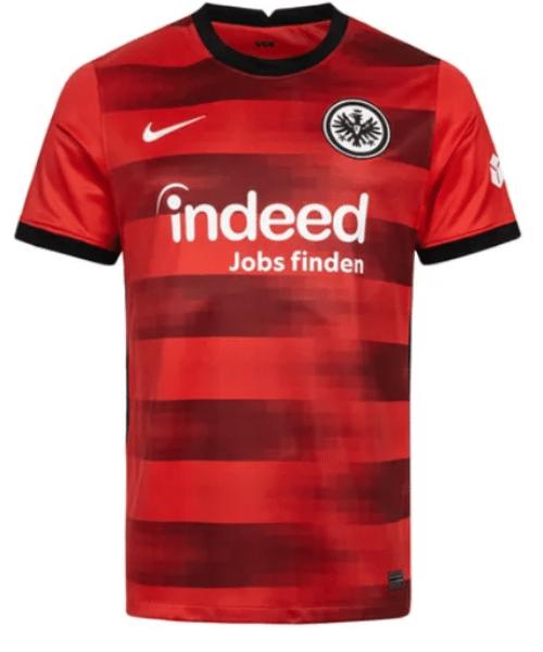 Eintracht Frankfurt Awaytrikot 21/22