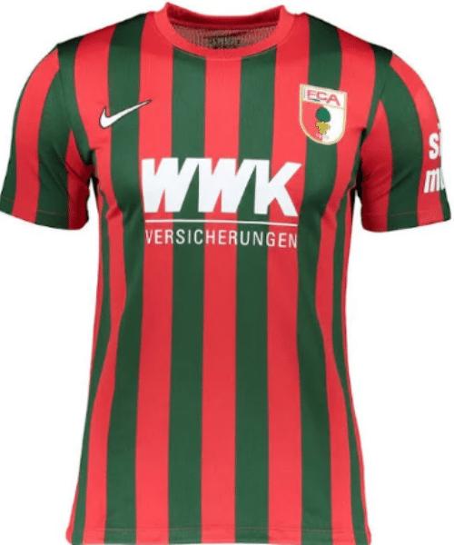 FC Ausburg Heimtrikot 21/22