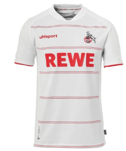 FC Köln Heimtrikot 21/22