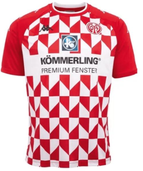 Mainz 05 Heimtrikot 21/22