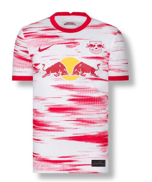 Das neue RB Leipzig Heimtrikot 21/22