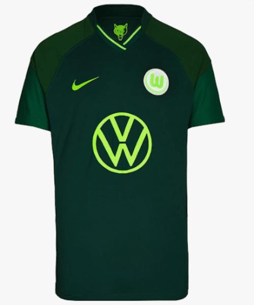 Wolfsburg Awaytrikot 21/22