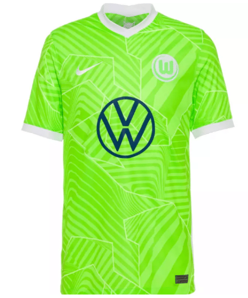 Wolfsburg Heimtrikot 21/22