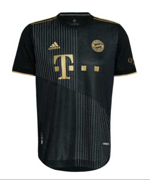 Das aktuelle FC Bayern Awaytrikot 21/22